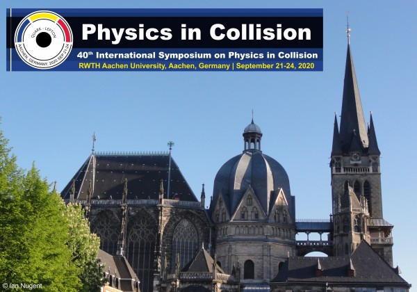 40th International Symposium on Physics in Collision