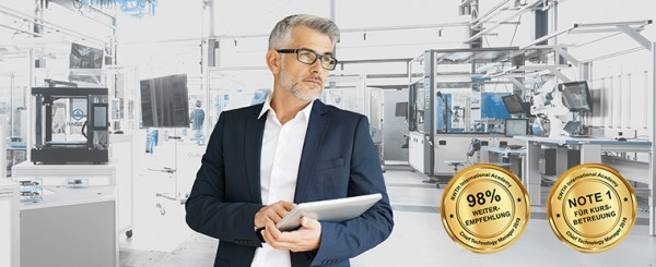 RWTH Zertifikatskurs Chief Technology Manager D2