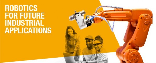 SUMMER SCHOOL 2019 - ROBOTICS FOR FUTURE INDUSTRIAL APPLICATIONS - EARLY BIRD