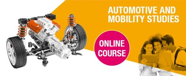 Online Course 2021 - Automotive and Mobility Studies